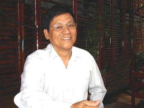 Giáo sư Đào Duy Tiến, Phó chủ tịch Câu lạc bộ Lê Qúy Đôn (DR)
