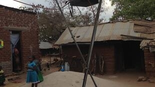 Villagers can pay for the solar energy service on a monthly, weekly or daily basis, according to what they can afford.