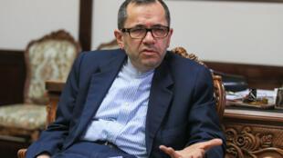 مجید تخت روانچی، معاون اروپا و آمریکای وزیر امور خارجه جمهوری اسلامی ایران