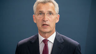 "NATO Secretary General Jens Stoltenberg, pictured in August 2020, said that Greece and Turkey had agreed to enter ""technical talks"""
