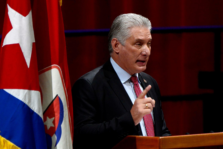 O presidente cubano, Miguel Díaz-Canel, afirmou que os Estados Unidos buscam condenar seu governo no Conselho Permanente da Organização dos Estados Americanos (OEA)