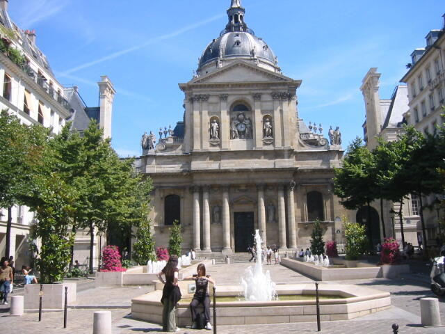 Sorbonne, uma das instituições de ensino mais tradicionais da França, tem centro de estudos sobre a América Latina.