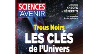 Couverture de Science et Avenir.