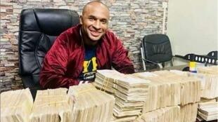 Zaheer Jhanda, flamboyant politician at the center of Kenya's fake-gold scam