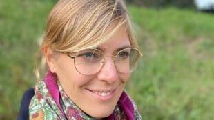 Lauriane Bordenave, médecin et écrivain.