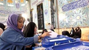 Casi 55 millones de iraníes están convocados a las urnas este viernes 26 de febrero de 2016.