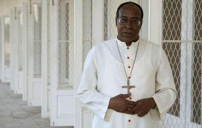 Dom Jaime Gonçalves, arcebispo emérito da Beira