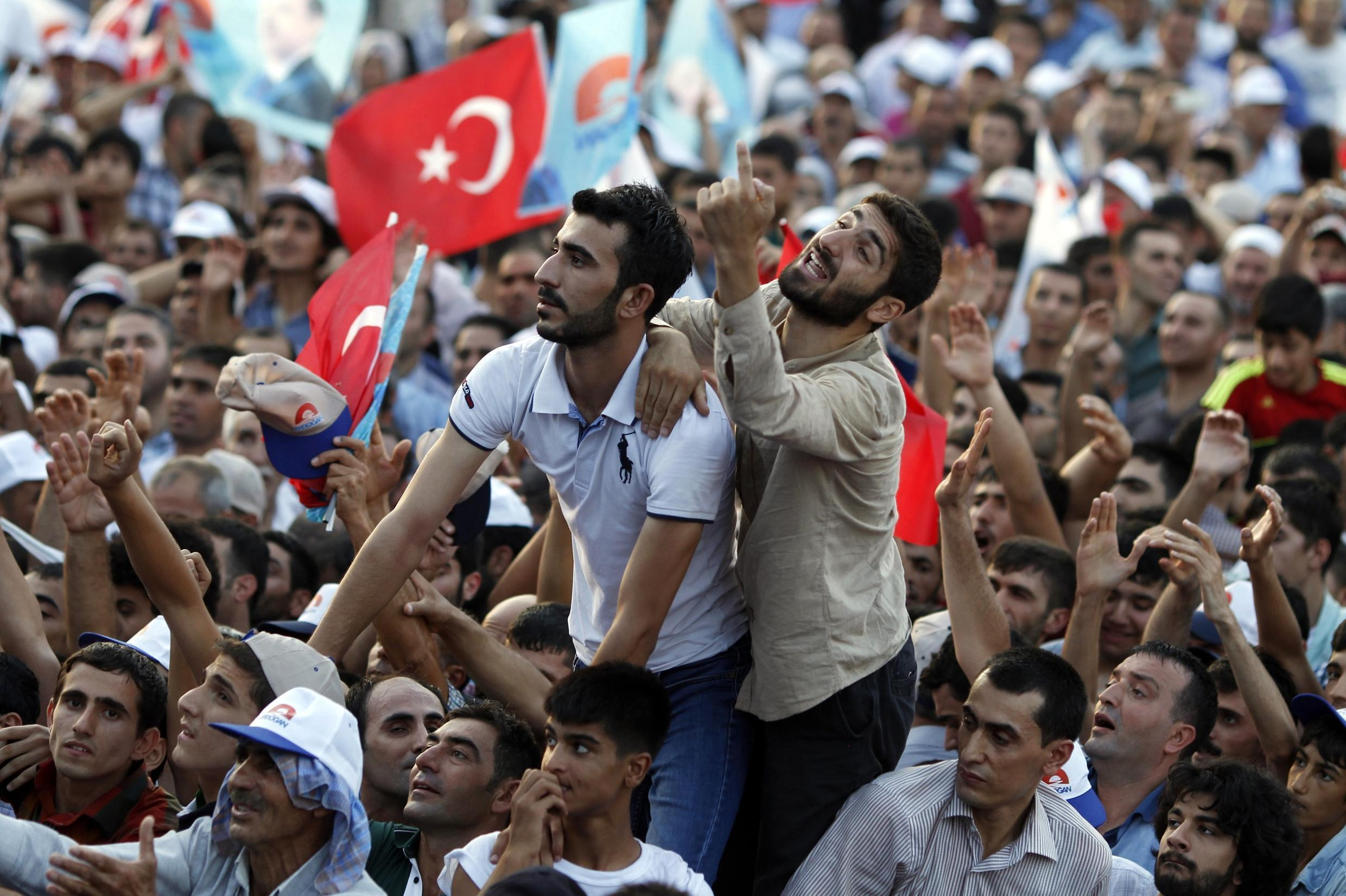 Click here for our coverage of Turkey presidential election 2014