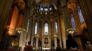 ESPAGNE EGLISE CHURCH IGLESIA ESPANA