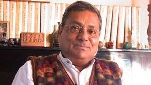 """Prithwindra Mukherjee est le petit-fils de """"Bagha Jatin"""", héros de l'Indépendance de l'Inde."""