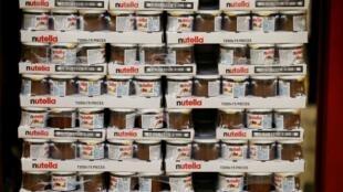 Promoção de Nutella provocou caos em hipermercados na França