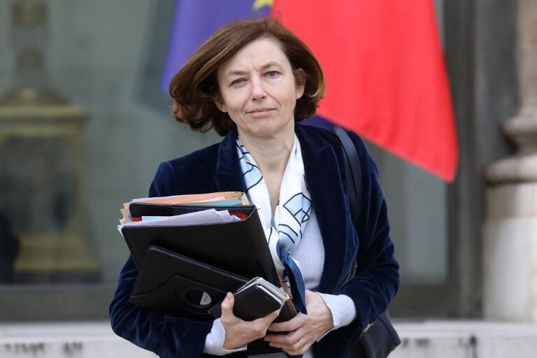 فلورانس پارلی، وزیر دفاع فرانسه