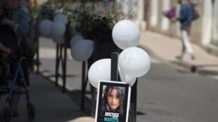 Maëlys de Araújo desapareceu a 27 de Agosto de 2017.