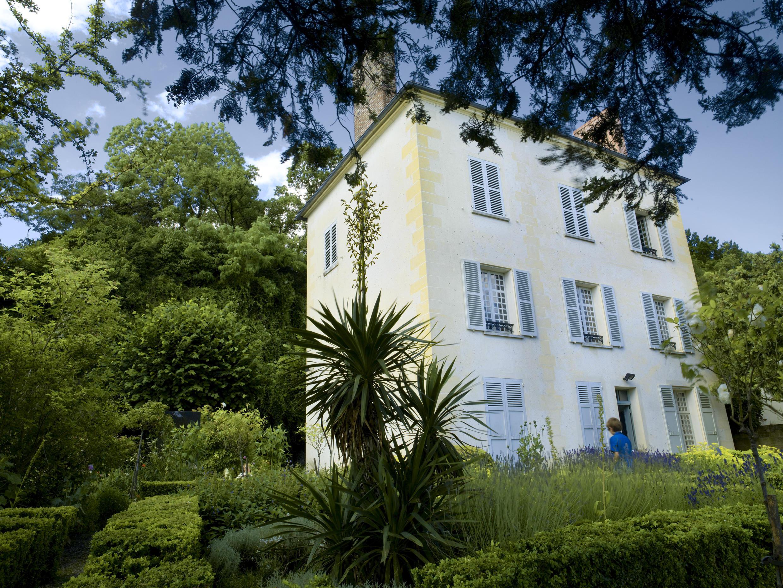 Casa del Dr. Gachet. Médico, artista y coleccionista de arte que acogió a muchos artistas, entre ellos Vincent Van Gogh.