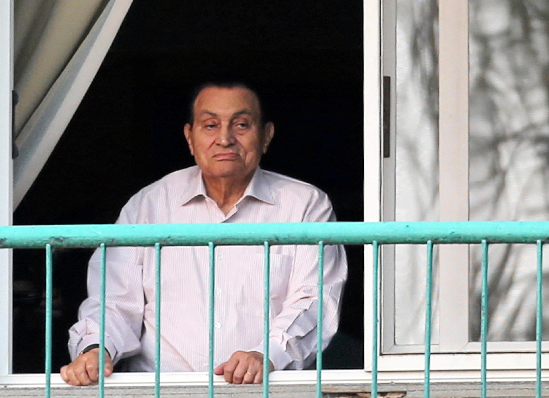 Tras ser obligado a renunciar en 2011, el frágil estado de saludi de Marigayi Hosni Moubarak fue tema de especulación.
