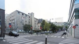 Les Frigos in Paris