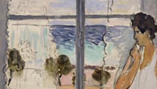 «Femme à la fenêtre» (Henri Matisse, 1920, huile sur toile).