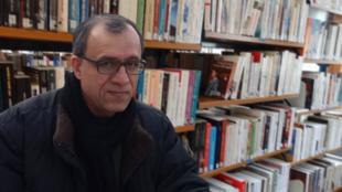 حبیب حسینی فرد کارشناس مسائل سیاسی در آلمان