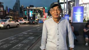 香港铜锣湾书店店长林荣基26日在台湾寻求避难