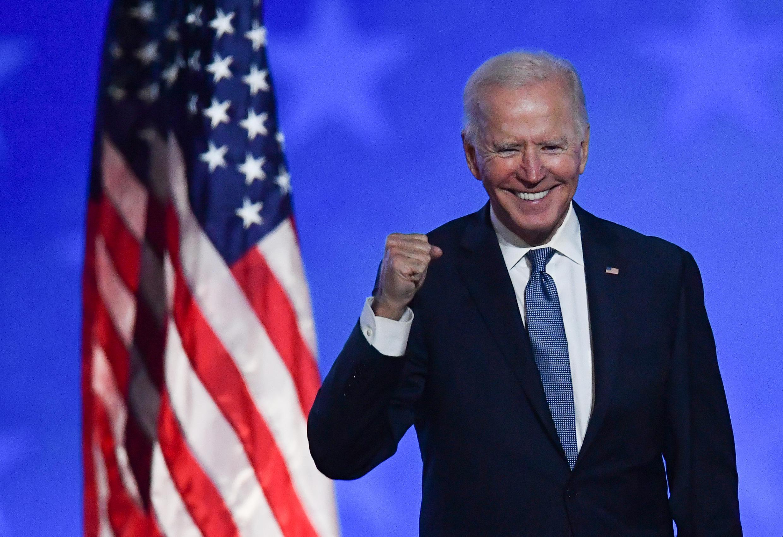 Joe Biden, candidato democrata à Casa Branca.