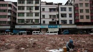 广州市一贫民区