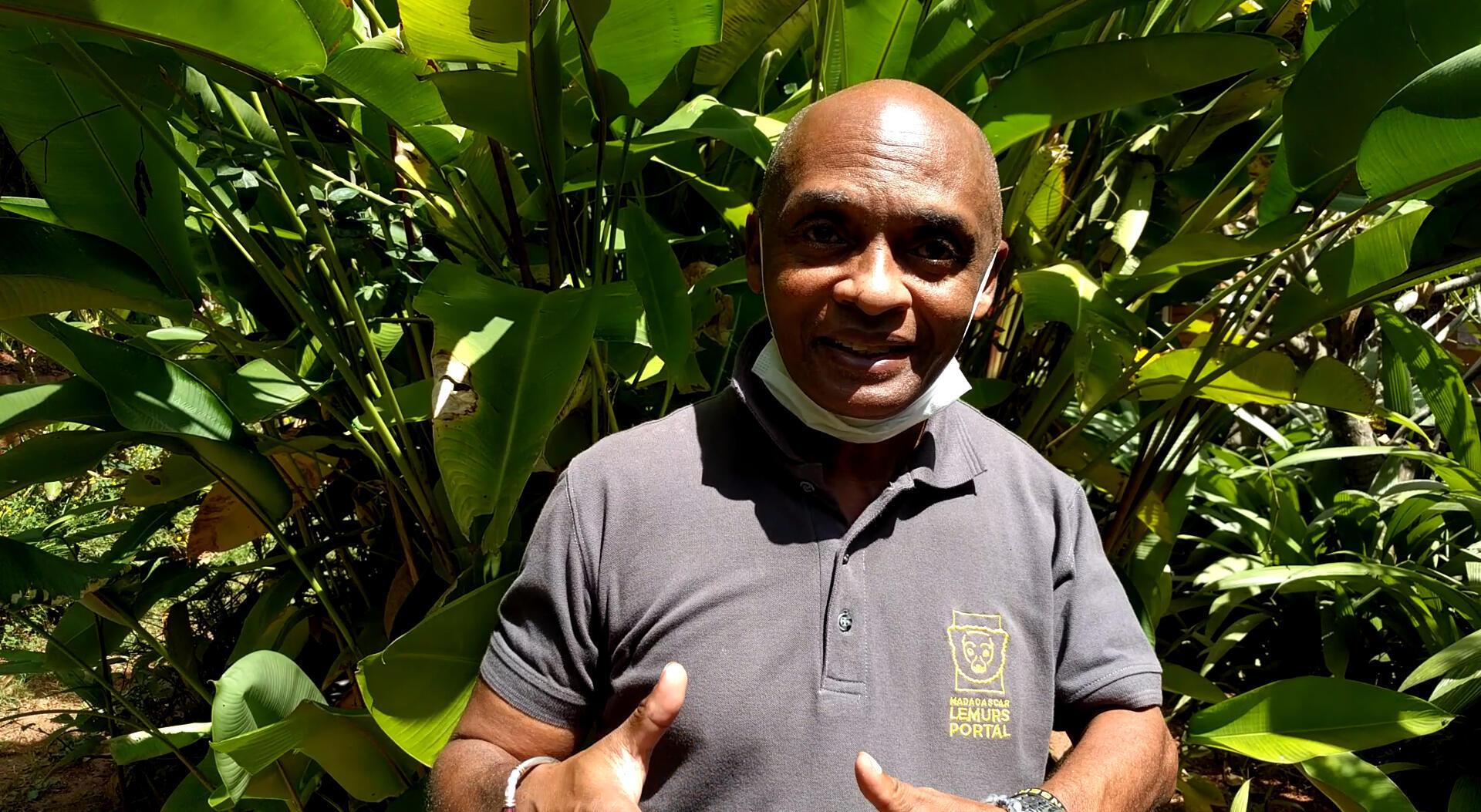 Le primatologue Jonah Ratsimbazafy, secrétaire général du Groupe d'Etude et de Recherche sur les Primates de Madagascar, vient de donner son nom au dernier lémurien découvert sur l'île, le Microcèbe Jonah.