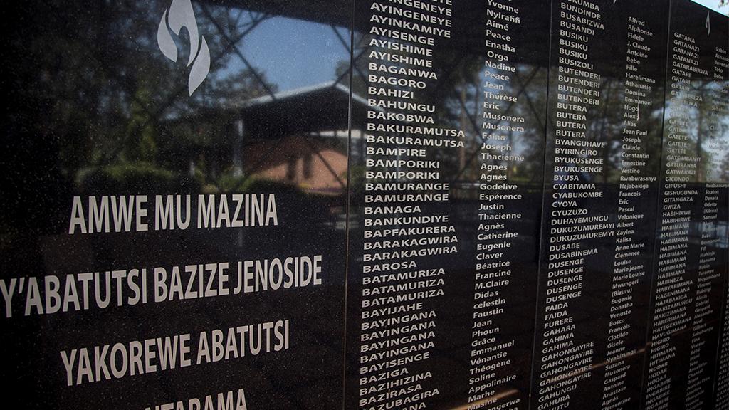 Le Mémorial du génocide, à Ntarama, au Rwanda (photo d'illustration).