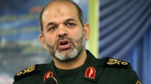 احمد وحیدی، وزیر دفاع و پشتیبانی نیروهای مسلح جمهوری اسلامی ایران