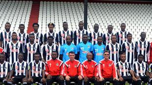 Le TP Mazembe en route vers un cinquième titre continental.