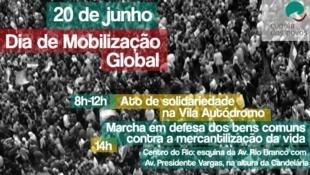 20 de junio, día de movilización general.