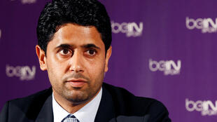 Le PDG de beIN MEDIA GROUP, Nasser Al Khelaïfi.