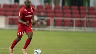 Souleymane Camara en juillet 2019.