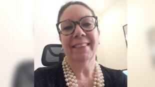 Patrícia Maria Oliveira Lima, embaixadora do Brasil no Sudão.