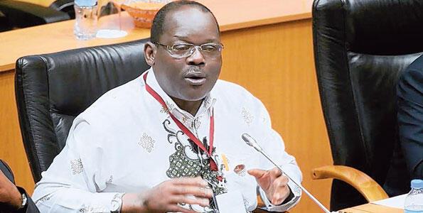 Mwanasiasa wa upinzani nchibni Tanzania, Dr. Makongoro Mahanga