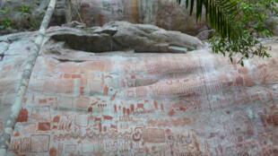Colombie - Peintures rupestres - jungle amazonienne - Najet Benrabaa - Grand reportage_DSC_0072
