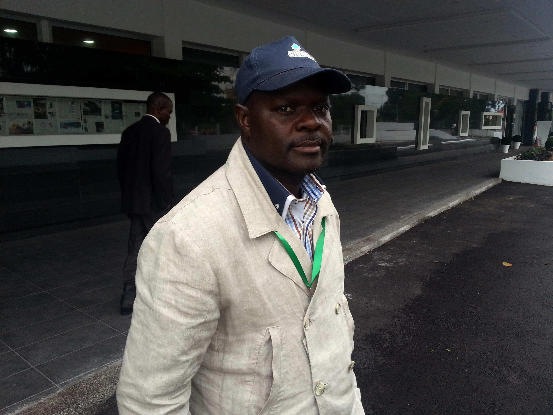 Notre invité Edouard Boumba est photographe reporter et coordonateur de l'Association média pour l'environnement au Congo.