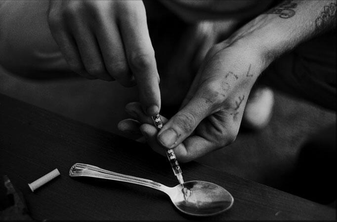 A heroína é consumida principalmente nos Estados Unidos, Europa e Austrália.
