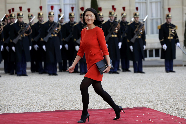 Флер Пеллерен — министр культуры Франции в правительстве президента Франсуа Олланда (2014–2016)