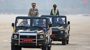 2021-03-27T071241Z_268098533_RC2JJM91RHJA_RTRMADP_3_MYANMAR-POLITICS-ARMY-ANNIVERSARY