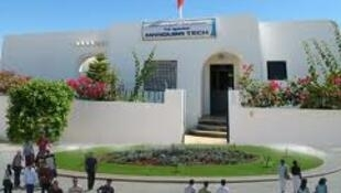 La Manouba, université en Tunisie.