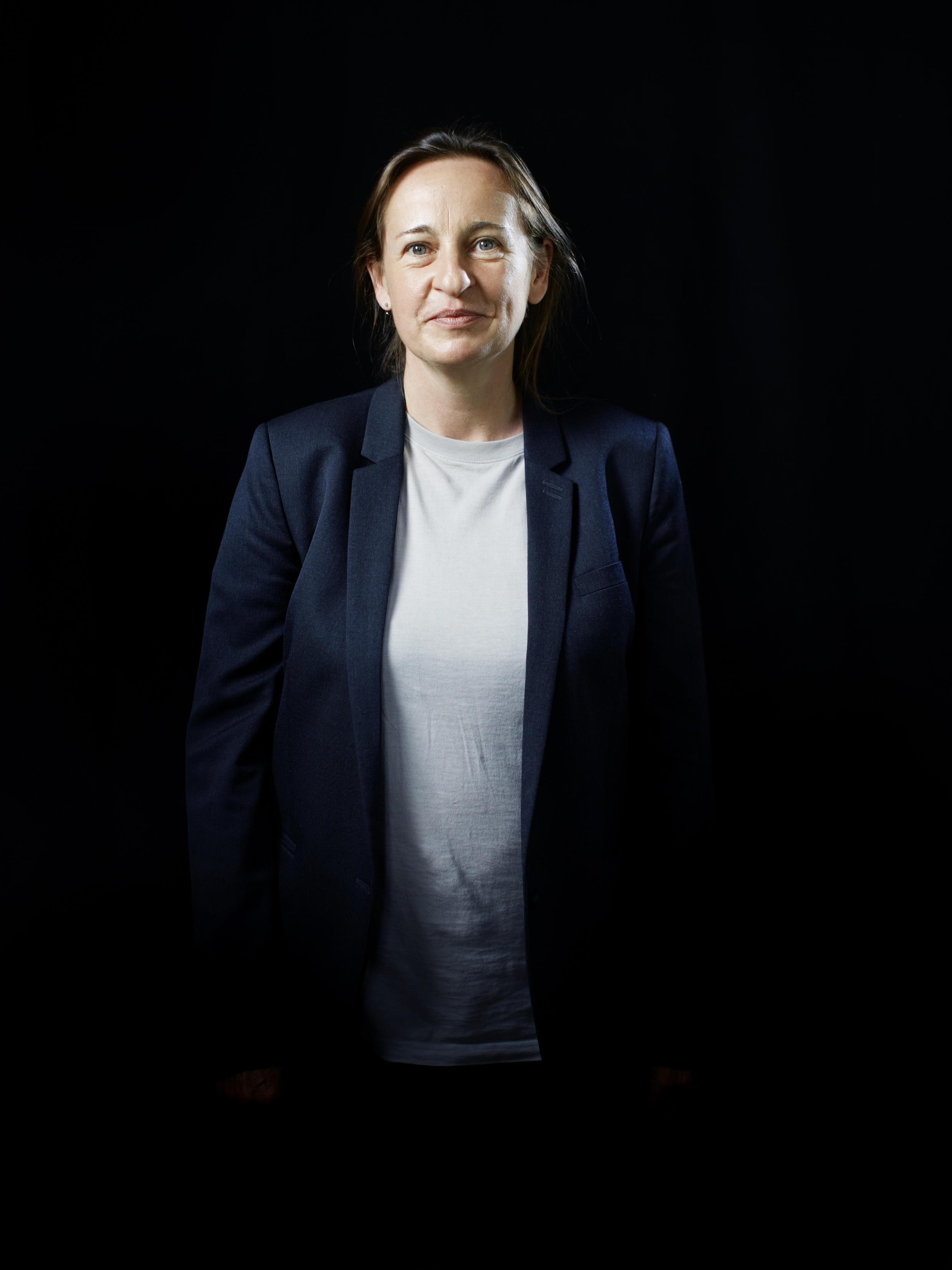 Céline Minard, romancière.