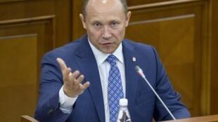 Новый премьер-министр Молдовы Валерий Стрелец