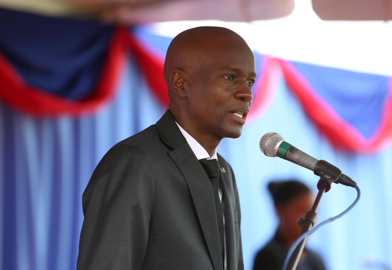 El presidente haitiano, Jovenel Moïse, se niega a renunciar.