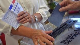 Явка на первом туре парламентских выборов в этом году рекордно низкая