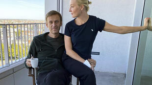 In his latest Instagram post Navalny paid tribute to his wife's role in his recovery