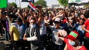 伊拉克爆发以年轻人为主的全国性反政府抗议。