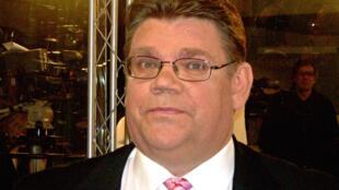 Timo Soini (2007).