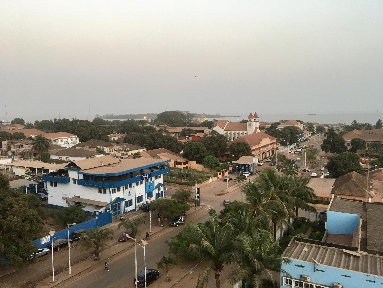 Mji mkuu wa Guinea-Bissau, Bissau.