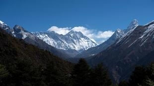 Mount Everest is the world's highest mountain