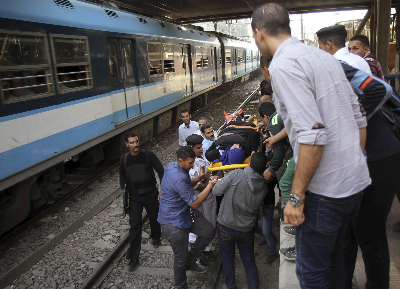L'attentat dans le métro du Caire le 13 novembre n'a pas été revendiqué, mais les soupçons se portent sur des groupes liés à l'organisation EI.
